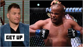 Download Stipe Miocic says rematch vs. Daniel Cormier will be different   Get Up Mp3 and Videos
