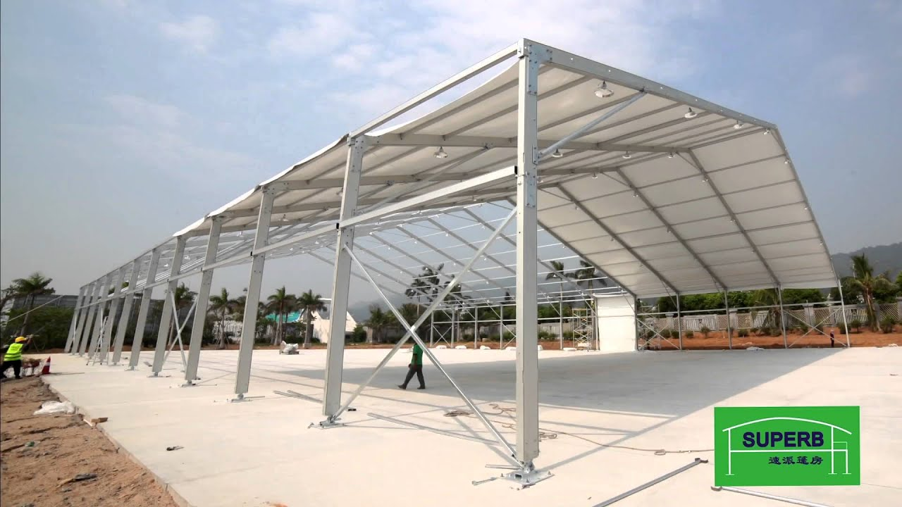 Superb Tent Co.ltd - Manufacturer of Aluminum PVC Tent In China & Superb Tent Co.ltd - Manufacturer of Aluminum PVC Tent In China ...
