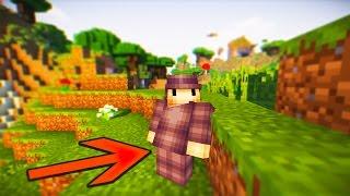 Przejść Minecraft OD TYŁU?