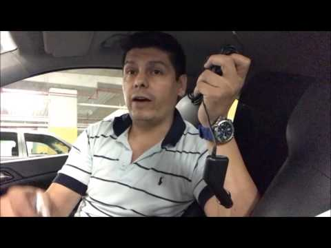 Mini 0805 Dash Camera DVR Unboxing Installation And Video Footage