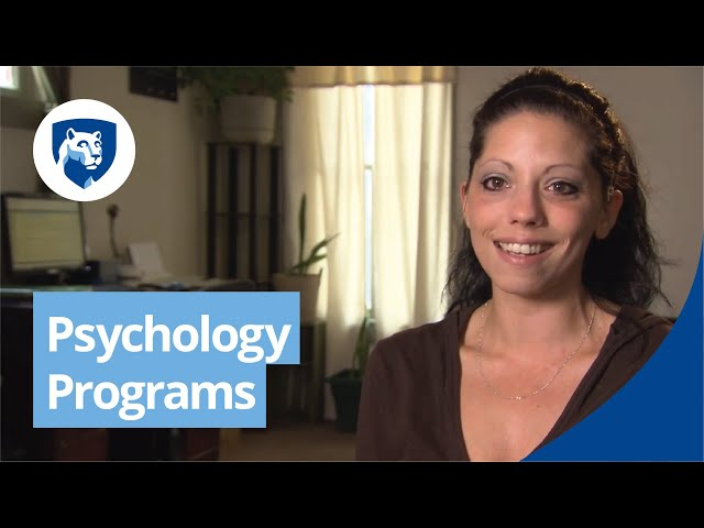 Watch Psychology Degree Programs Online on YouTube.