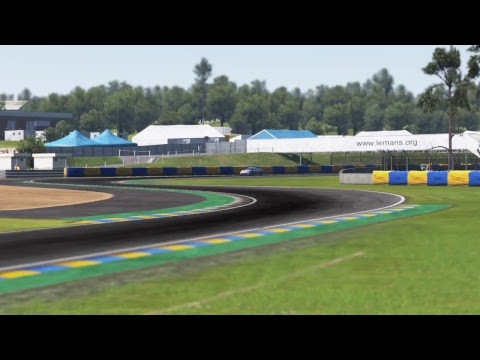 Proyect cars: toyota le mans tv cam