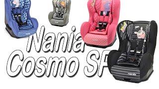 детское автокресло Nania Driver SP Plus обзор