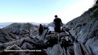 Hiking West Vancouver's Lighthouse Park