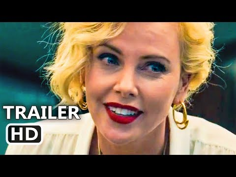 GRINGO Official Trailer (2018) Charlize Theron, Amanda Seyfried