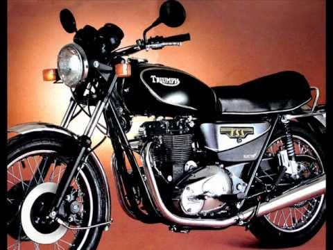 Welcome To The 750cc T140 Triumph Bonneville Youtube