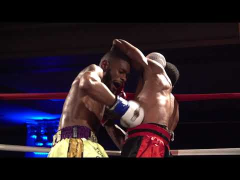 Cincinnati Boxing FULL FIGHT at Music Hall - Wyatt Promotions
