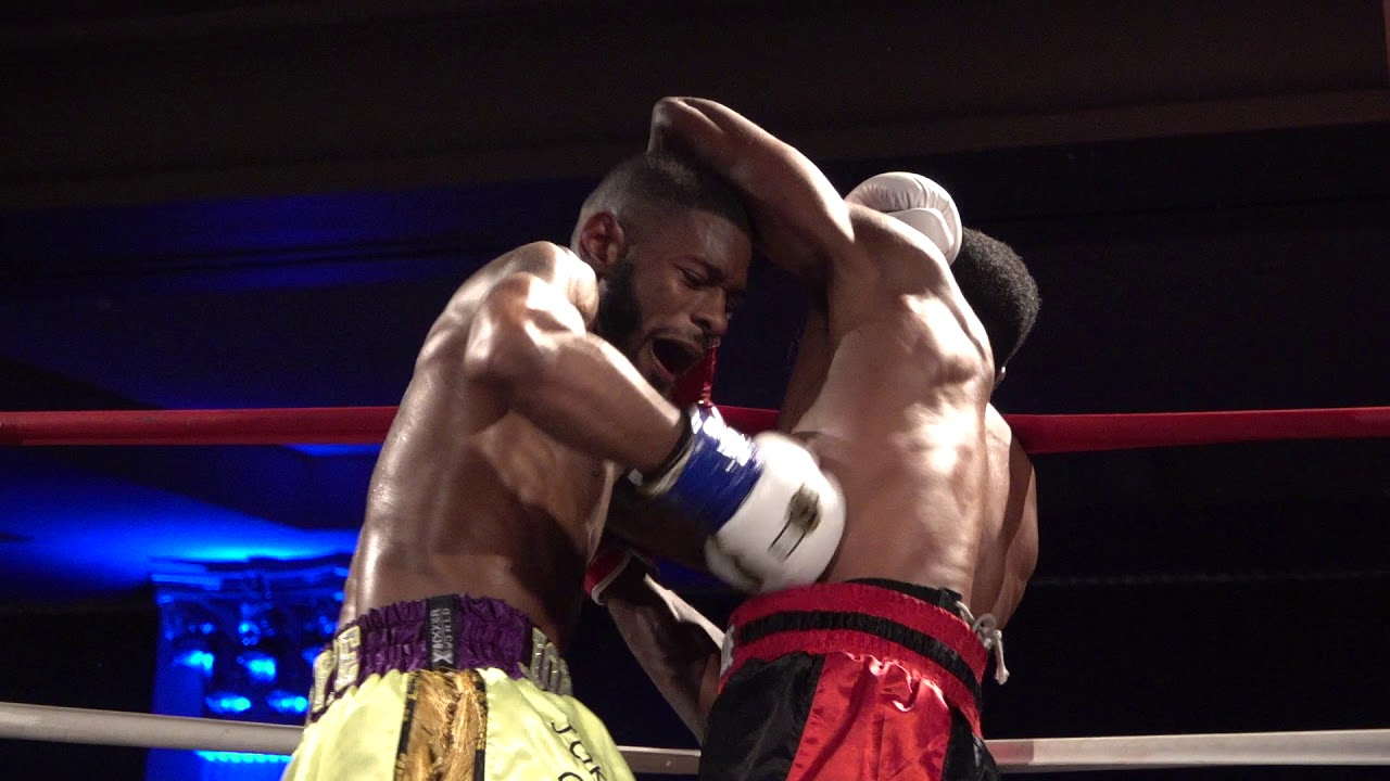 Cincinnati Boxing FULL FIGHT at Music Hall - Wyatt Promotions