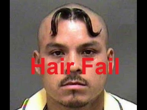 funny haircut fail compilation