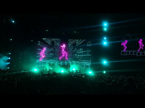 The Chemical Brothers — Atlas Weekend 2018 (Kiev, Ukraine)