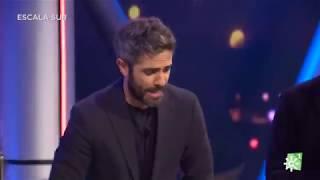 ESCALA SUR 2 | María Peláe y Roberto Leal le cogen gusto al rap improvisado (27.11.2019)
