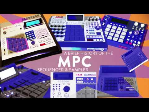 A Brief History of the Akai MPC | Reverb News