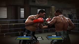 RPCS3 0.0.3-6520 4k | Fight Night Round 4 Gameplay