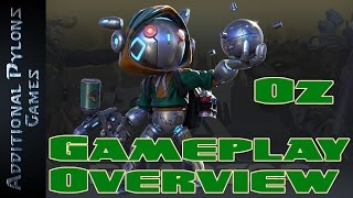 🌐 Atlas Reactor Gameplay Oz Overview, Strategy, and Beginner's Guide 🕹