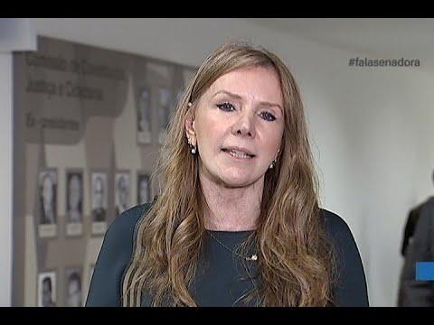 #falasenador: Vanessa Grazziotin critica redução da maioridade penal