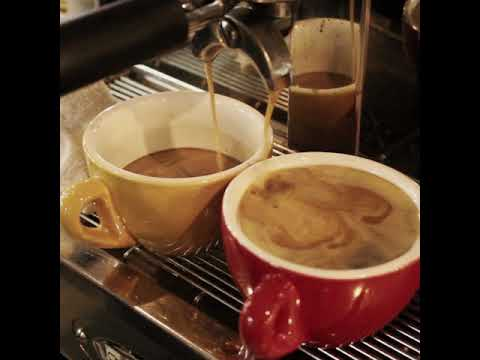 Know your coffee : Long Black vs. Americano - YouTube
