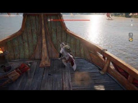 Assassin's Creed® Origins_ fair trade للحصول على رمح سيرابيس اساسين كريد اوريجين