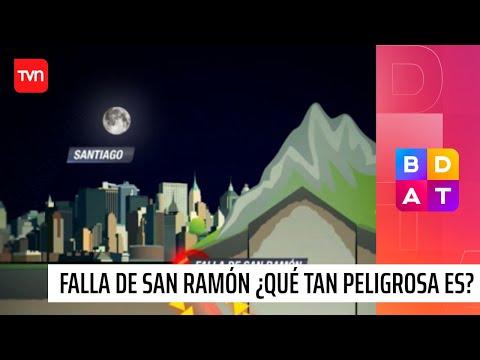 Falla de San Ramón: ¿Qué tan peligrosa es y cómo podría llegar a activarse? | BDAT