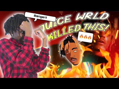 JuiceWrld - Fast (Official Music Video) REACTION