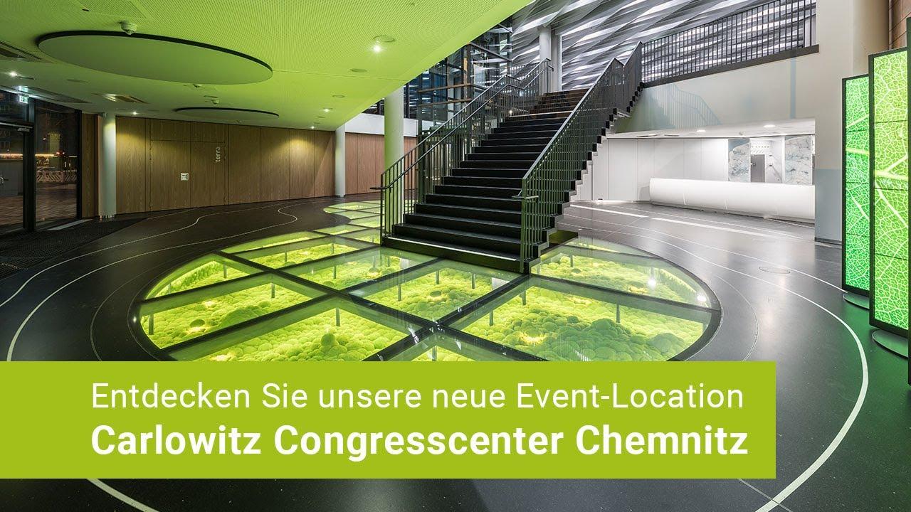 C³ CHEMNITZER VERANSTALTUNGSZENTREN   Carlowitz Congresscenter ...