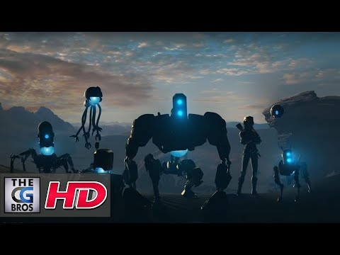 "CGI 3D Cinematic Reel: ""Games Reel 2016"" - by Psyop"