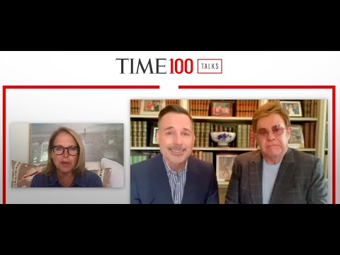 #TIME100Talks: Sir Elton John on Why Trans Men and Women are His Heroes.