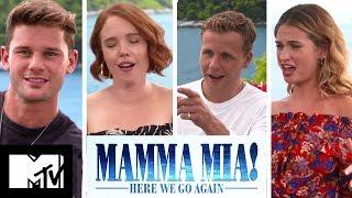 Mamma Mia 2 Cast Talk Mamma Mia 3, Love Island & Deleted Sex Scenes   MTV Movies