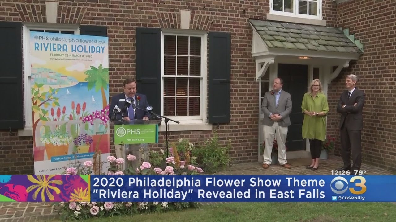 Philadelphia Flower Show 2020 Theme.2020 Philadelphia Flower Show Theme Revealed