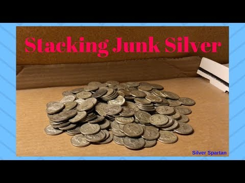 Stacking Junk Silver - Is it any good?