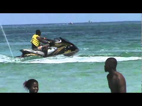 jet ski in negril jamaica