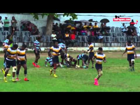 Match Highlights - St.Peters College vs Dharmaraja College