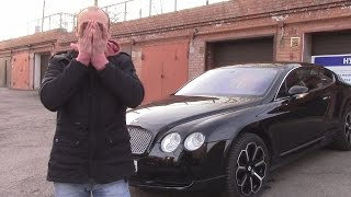 Обзор Bentley Continental GT 2005