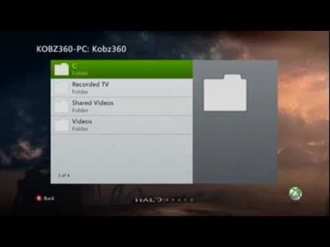 How to Stream Music and Videos from PC to Xbox 360