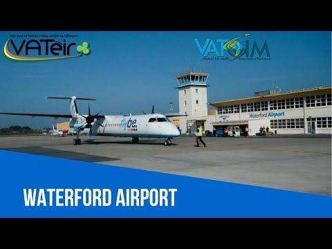 [VATSIM ATC] Waterford Tower [EIWF] Live Stream 13/10/2017