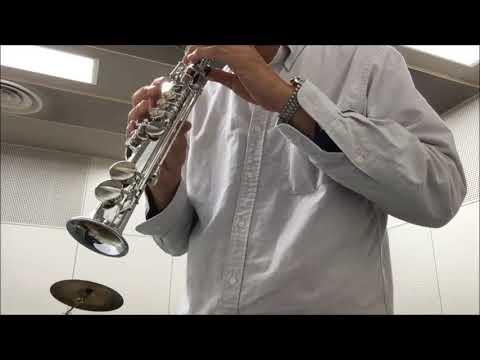 Luiza and Carinhoso (by sopranino sax) -audio only-