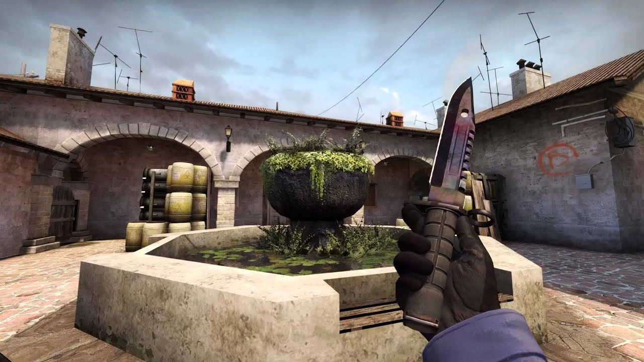 M9 Bayonet Doppler Black Pearl - Factory New - CS:GO Skin Showcase - Chroma  Collection