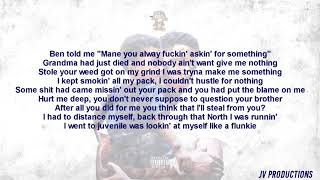 NBA YoungBoy - Pour One Lyrics