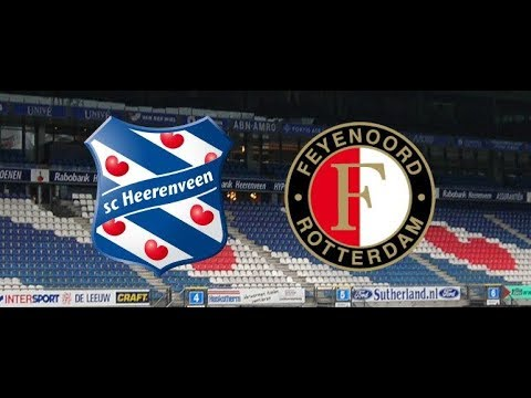 Sc Heerenveen Vs Feyenoord Live Met De Voetbalcommentator (#87)