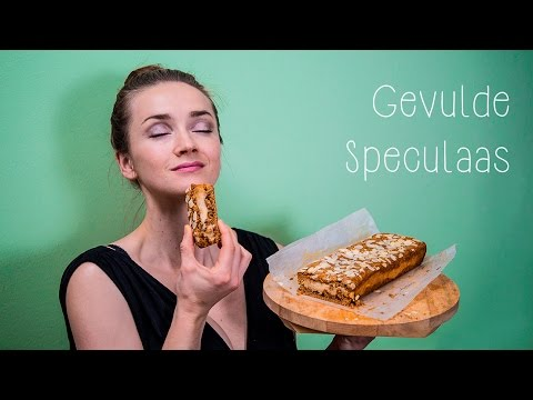 Dutch seasonal treat | Gevulde Speculaas | Eat for Happiness