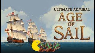#3 İspanyol Filosuna Tuzak || Ultimate Admiral: Age of Sail