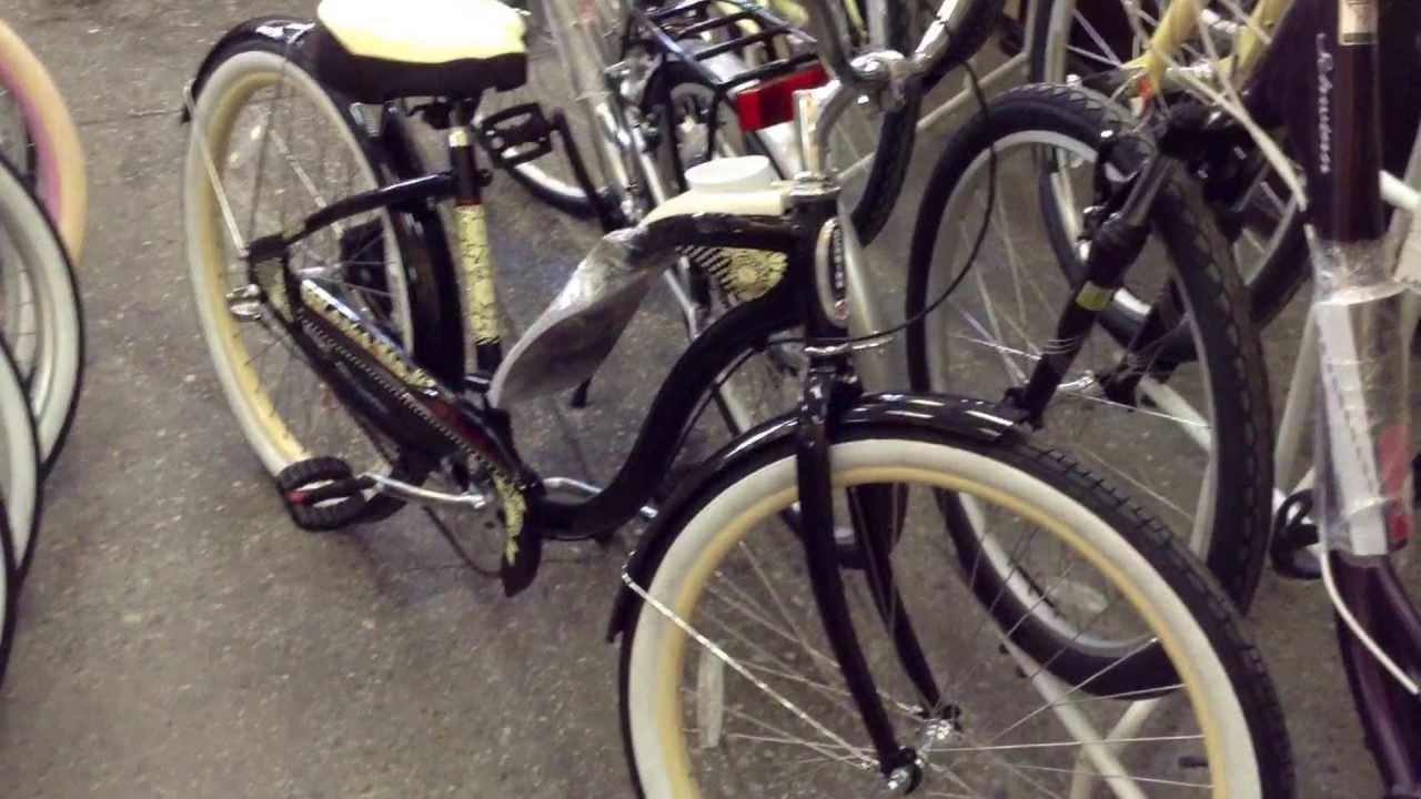 Велосипед трехколесный взрослый Сборка подробная, катаюсь на .