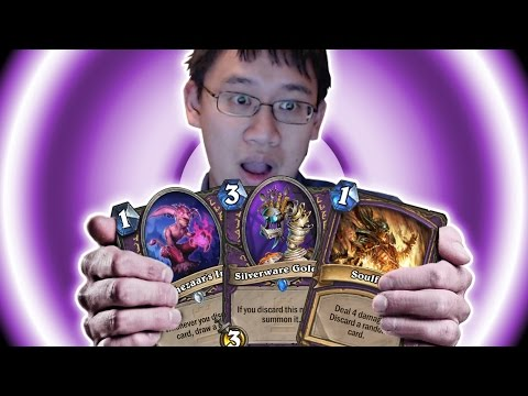Hearthstone: Only 3 Cards yet so Many Possibilities - Part 1 (Tavern Brawl)