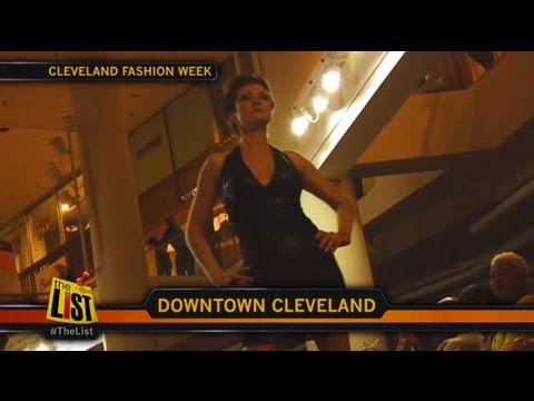 Cleveland Fashion Week celebrates city's sense of style