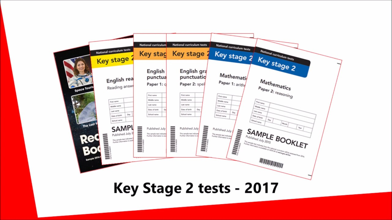 2017 Key Stage 2 Tests Youtube