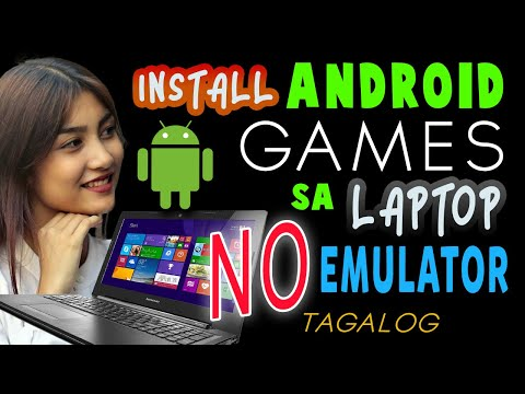 How To Install Android Apps And Games In Windows PC, With And Without Emulator