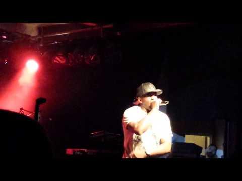 More Blak Twang live in Bristol