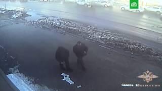В Тамбове вор рассыпал по улице часть похищенных 30 млн руб