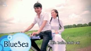 Biển Lúa Tình Tôi - Minh Kỳ [Karaoke]