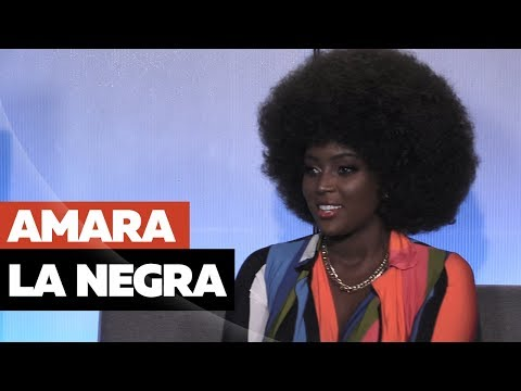 Amara La Negra On Cardi B, LHH:MIA Reunion + Hardships Being Afro-Latina