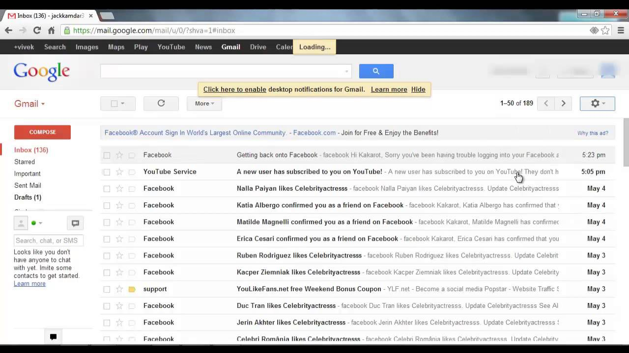 How To Check My Gmail Account is Hacked or Not - YouTube